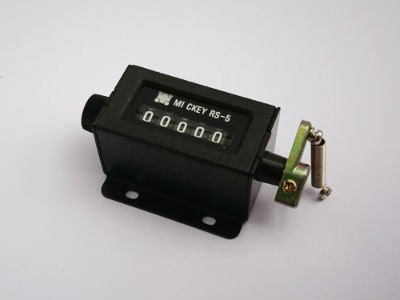 Fixed Mechanical Counter RS-5
